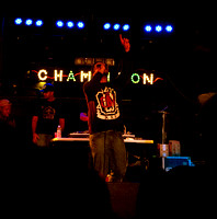 Hip Hop LIve at Chamelon Club, Lancaster, Mdot Burks, March 2013